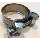Heavy duty Stainless Steel T-bolt pipe clamp